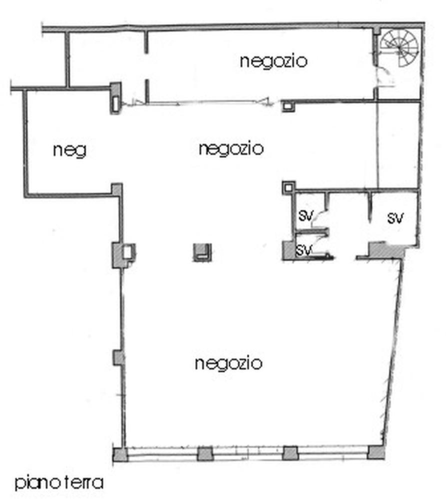 NEGOZIO in Vendita  a Milano - RIF. NV166