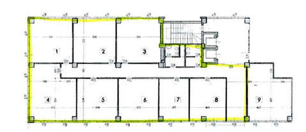 Ufficio Affitto SESTO SAN GIOVANNI Mq 320 euro 33000