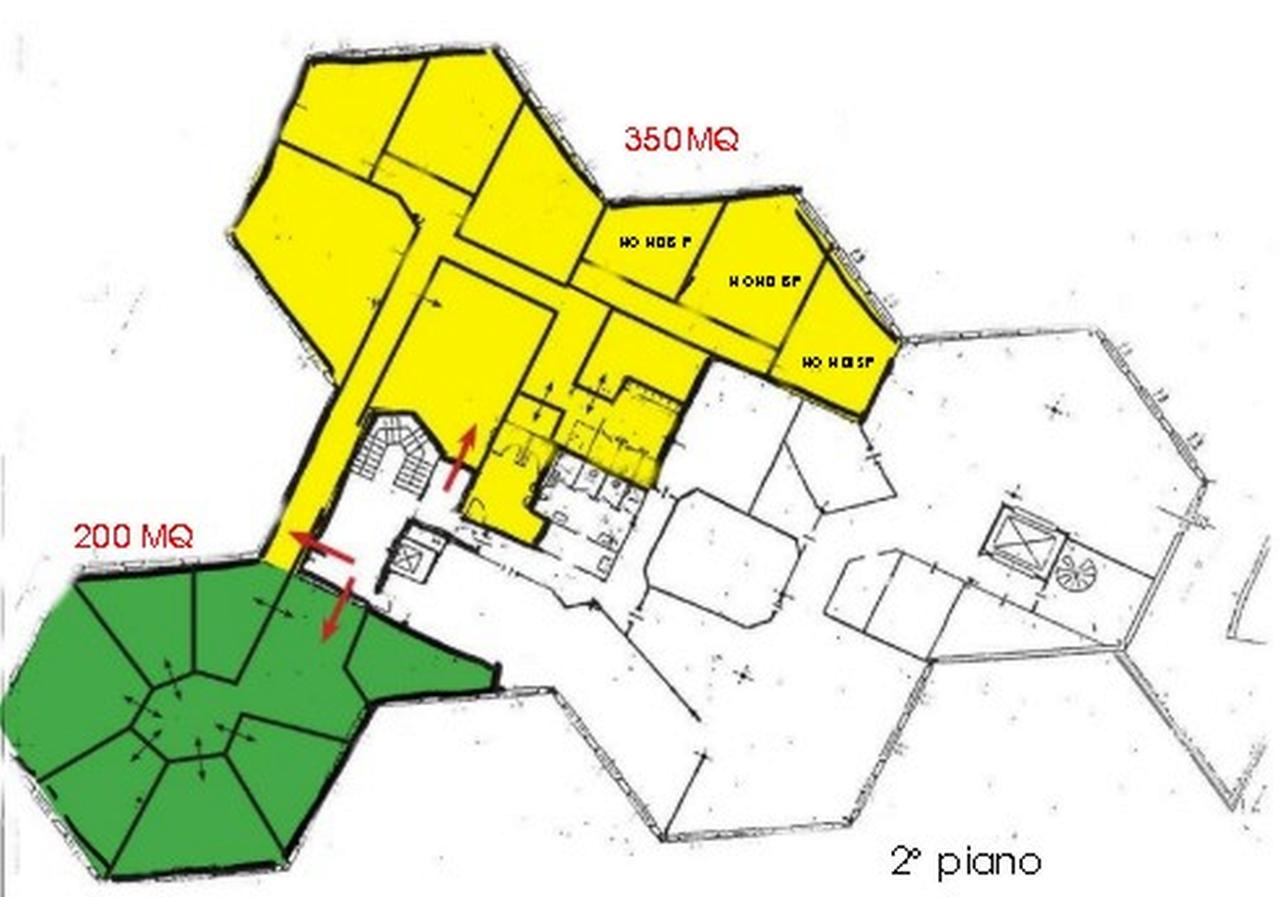 Ufficio Affitto CINISELLO BALSAMO Mq 550 euro 55000