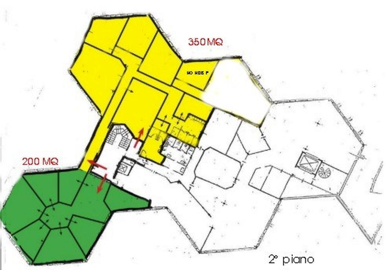 Ufficio Affitto CINISELLO BALSAMO Mq 350 euro 35000