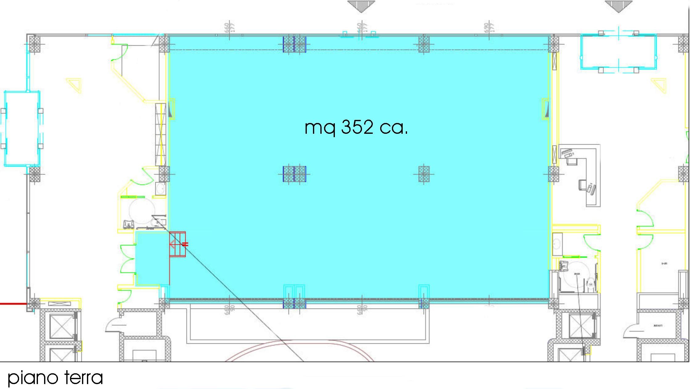 Ufficio Affitto ASSAGO Mq 352 euro 58080