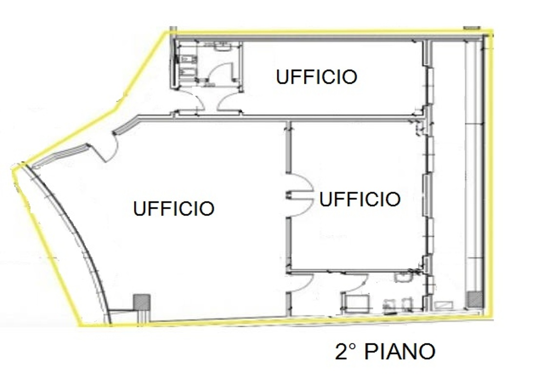 capannone,negozio,ufficio in Affitto  a cernusco sul naviglio - RIF. ULPM017