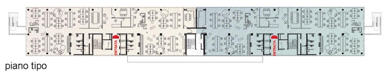 Capannone,Negozio,Ufficio in Affitto  zona - a San donato milanese - RIF. ULSS034