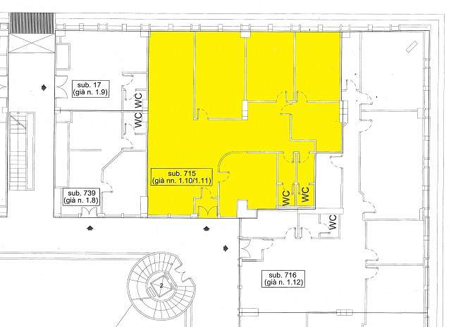 capannone,negozio,ufficio in Affitto  zona - a agrate brianza - RIF. ULSX006