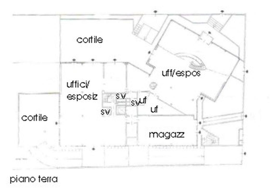 Ufficio Vendita MILANO Gallaratese Mq 3570