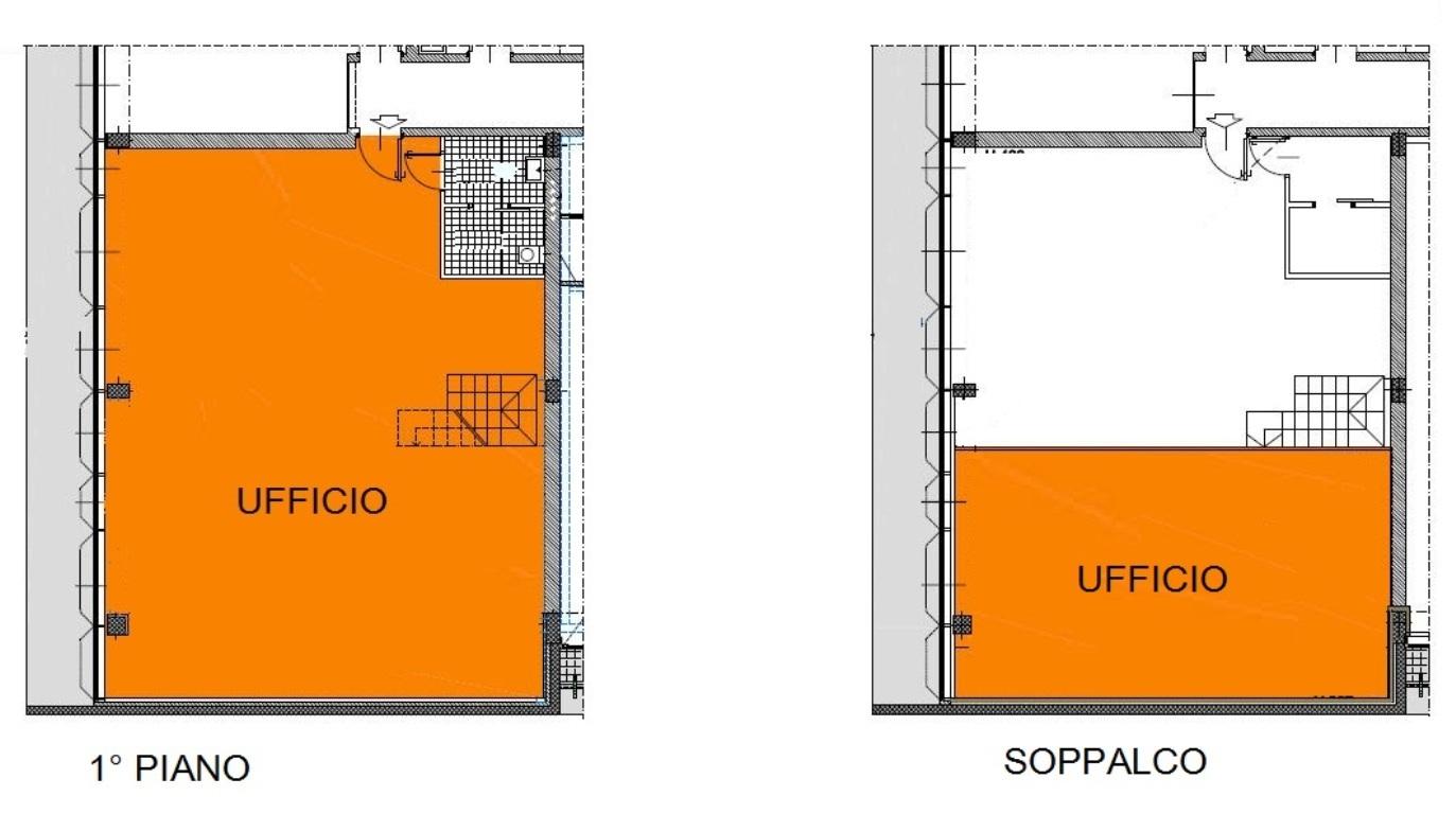 ufficio in Vendita  a monza brianza - RIF. UV755