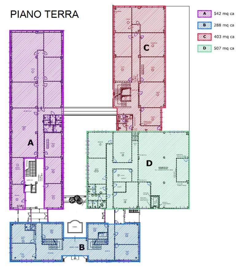 Ufficio Vendita MILANO Gallaratese Mq 4932