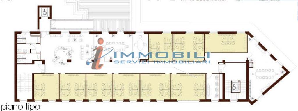 Ufficio Vendita MILANO C.so Lodi Mq 2774