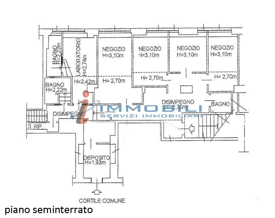 Immobile in Vendita  zona Lambrate-ortica-feltre a Milano - RIF. UVSW001