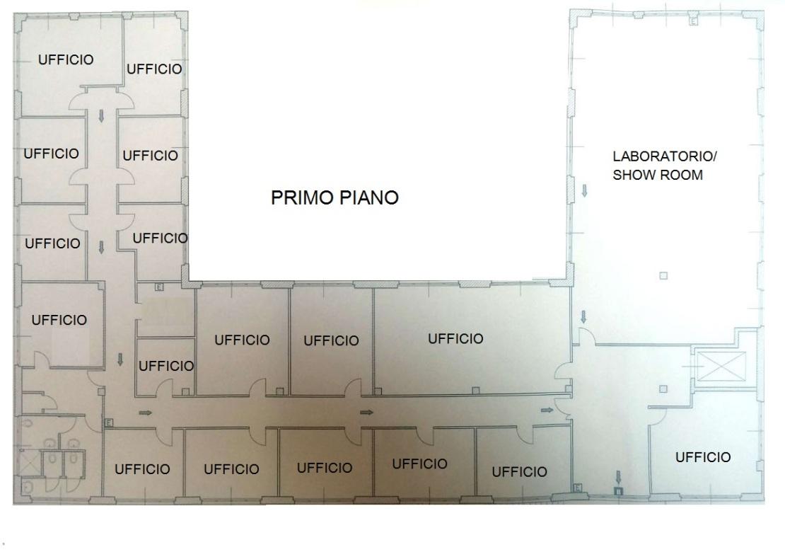 Show Room Affitto MILANO Precotto Mq 704 euro 63360