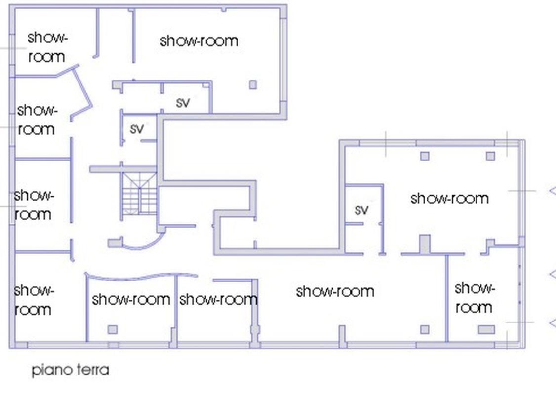Show Room in Vendita  in Lombardia - RIF. WV056