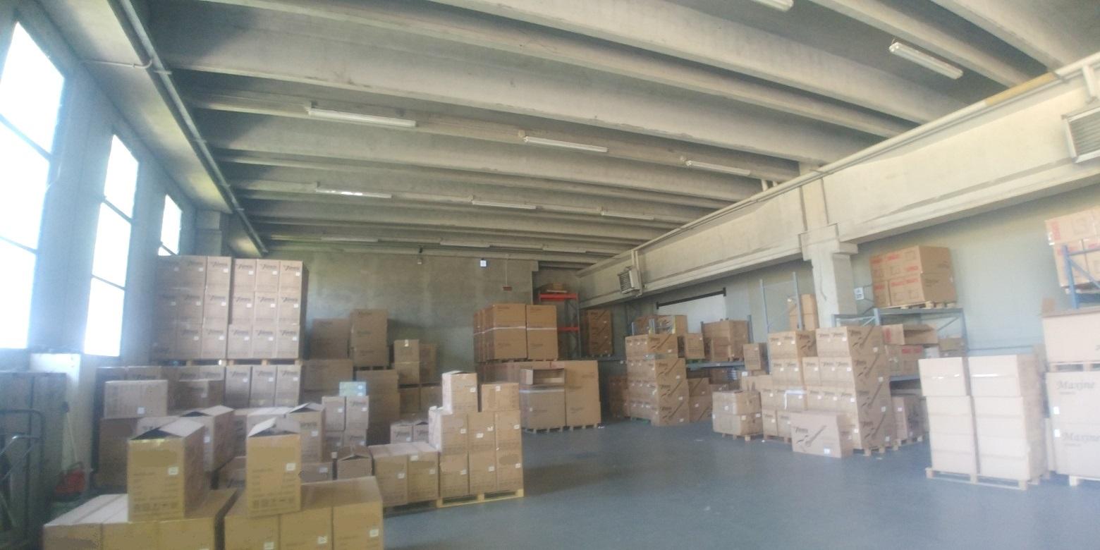 capannone,negozio,ufficio in Affitto  a lainate - RIF. ZL1104