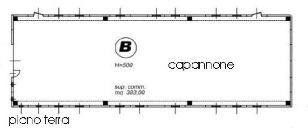Affitto CAPANNONE in Monza brianza - RIF. ZLII001