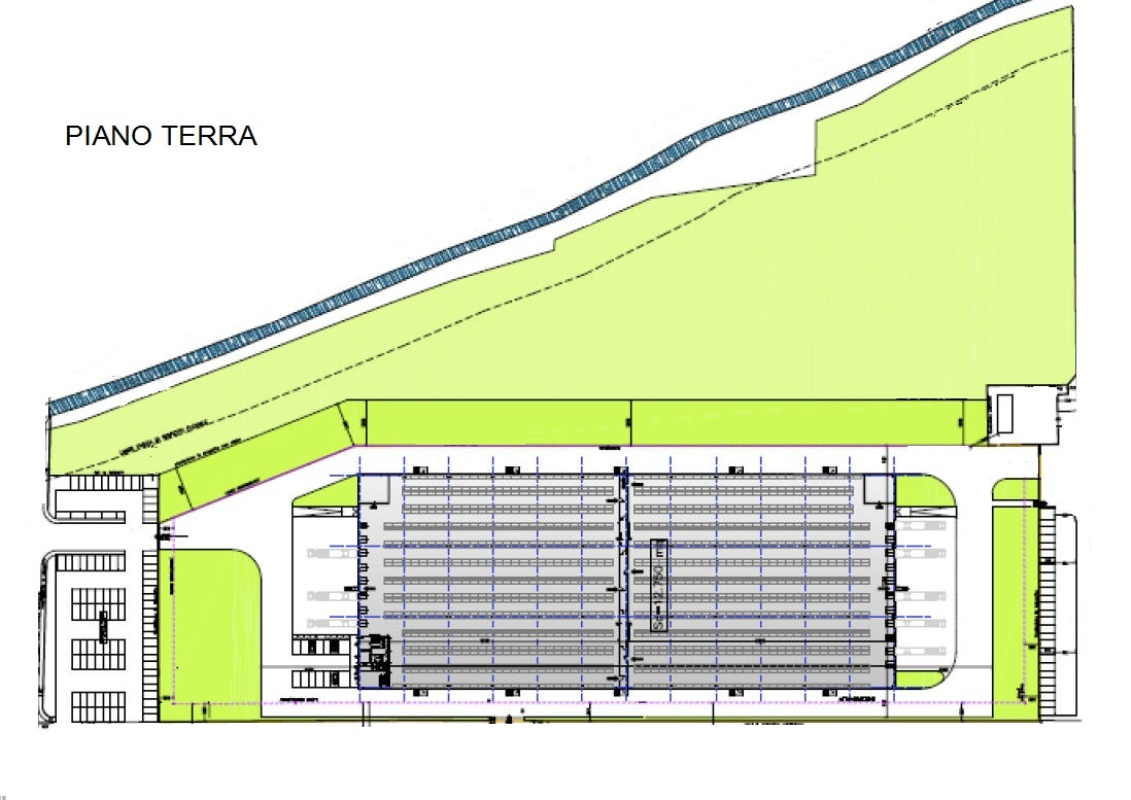 capannone,negozio,ufficio in Affitto  a lainate - RIF. ZLMG109
