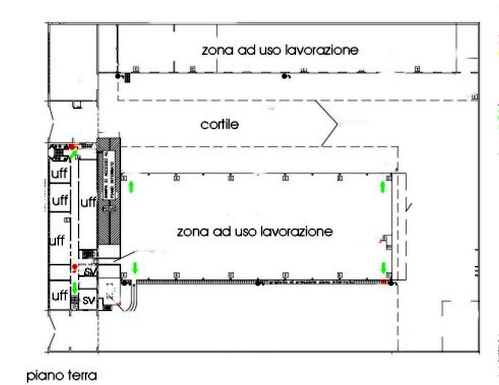CAPANNONE in Vendita  a Milano - RIF. ZV692