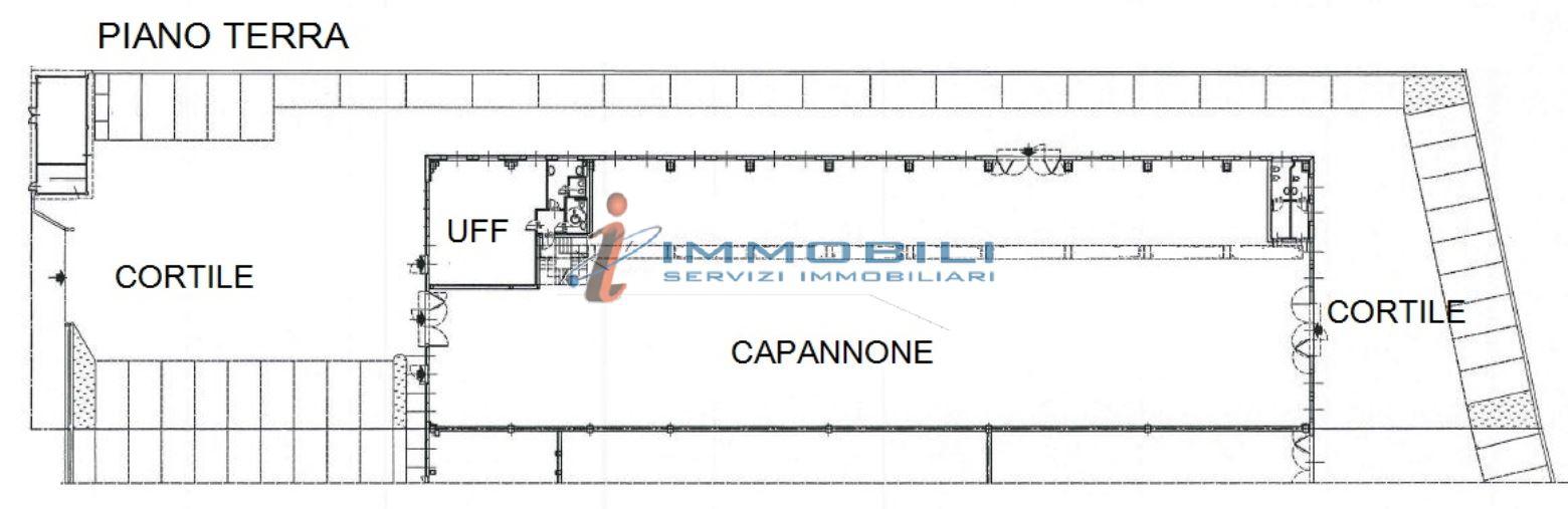 Capannone Vendita PESCHIERA BORROMEO Mq 1648 euro 1890000