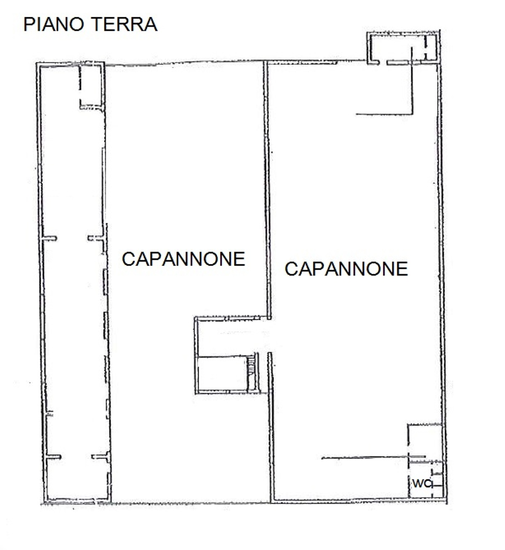 CAPANNONE in Vendita  a Monza brianza - RIF. ZVPM001
